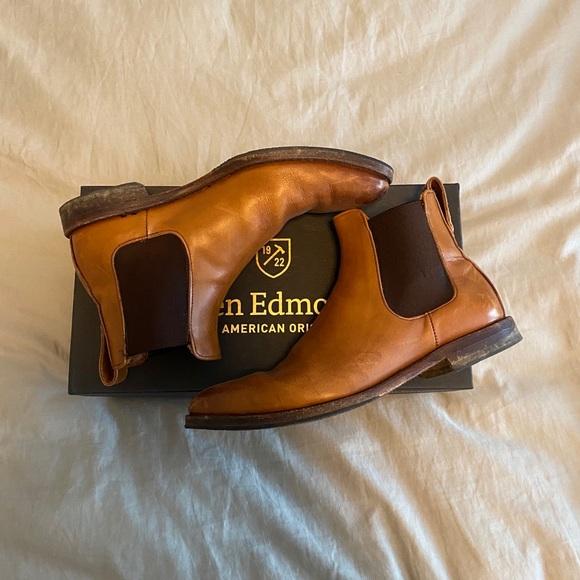 Allen Edmonds Shoes Allen Edmonds Liverpool Chelsea Boots Brown 9d Poshmark